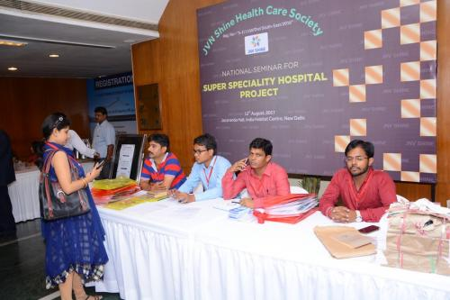 First National Seminar of JNV Shine Health Care Society